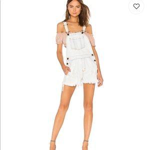 Show me your mumu Georgia overalls in XS. SO CUTE!